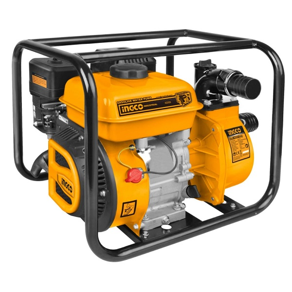 Máy bơm nước dùng xăng Ingco GWP202