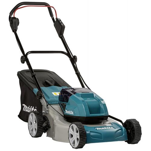Máy cắt cỏ đẩy tay dùng pin Makita DLM460Z ( Chưa Pin & Sạc )