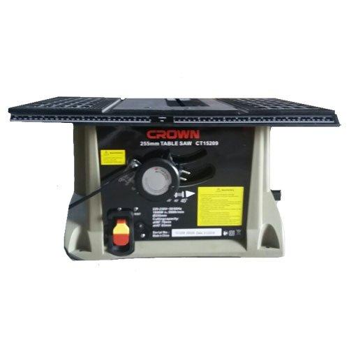 Máy cưa gỗ bàn Crown CT15209