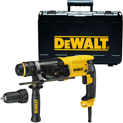 Máy khoan đục bê tông 900W Dewalt D25144K 28mm