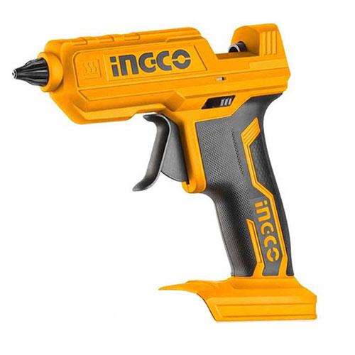 Súng bắn keo dùng pin Lithium Ingco CGGLI2001 ( Chưa Pin & Sạc )