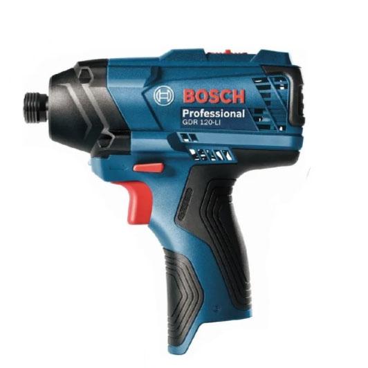 Thân máy vặn vít dùng pin Bosch GDR 120-Li (Chưa kèm Pin & Sạc)