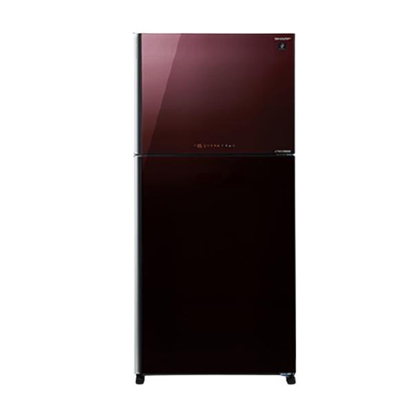 Tủ lạnh Inverter 570L Sharp SJ-XP570PG-MR