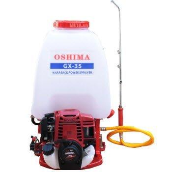 Bình xịt thuốc chạy xăng Oshima GX35