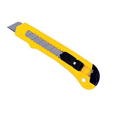 Dao rọc giấy cán nhựa Stanley 10-143-S 18mm