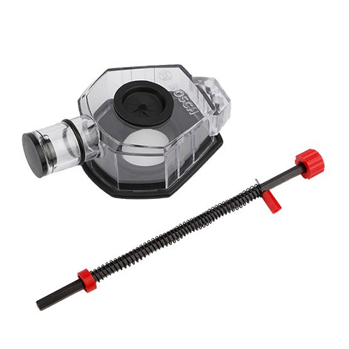 Đầu nối hút bụi máy khoan Bosch 1600A01M9V (GDE 24)