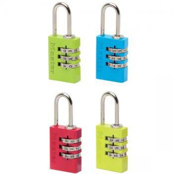 Khóa móc 20mm Master Lock 7620EURDCOL