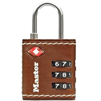 Khóa móc 30mm Master Lock 4692EURDBRN