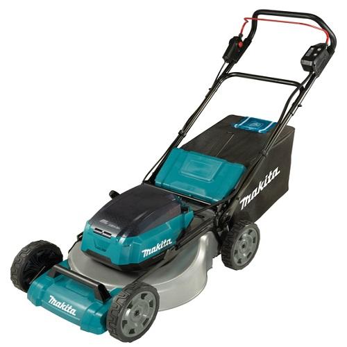 Máy cắt cỏ đẩy dùng pin Makita DLM530Z (530MM/BL) (18x2)
