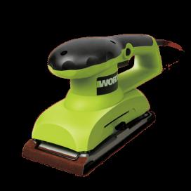 Máy chà nhám rung 260W Worx Green WU639