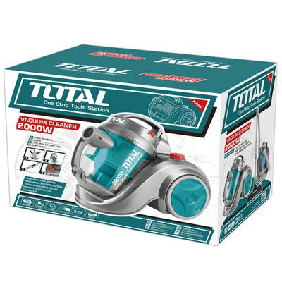 Máy hút bụi cầm tay 2.5 lít Total TVC20258