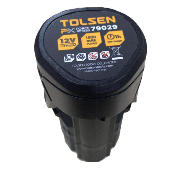 Pin 12V 1.5Ah Tolsen 79029
