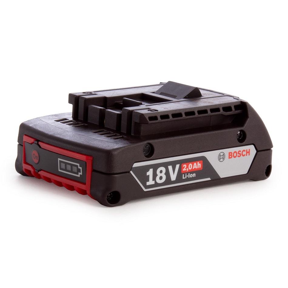 Pin 18V Bosch 1600A001CG (2.0Ah)