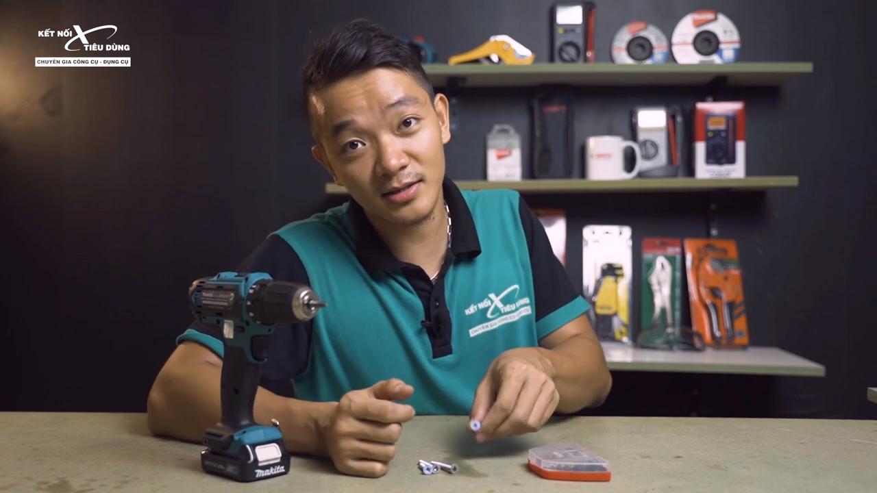 [Góc DIY] Tháo Vít Bị Tòe Đầu? Mẹo Hay Ai Cũng Nên Biết - chuẩn bị phụ kiện