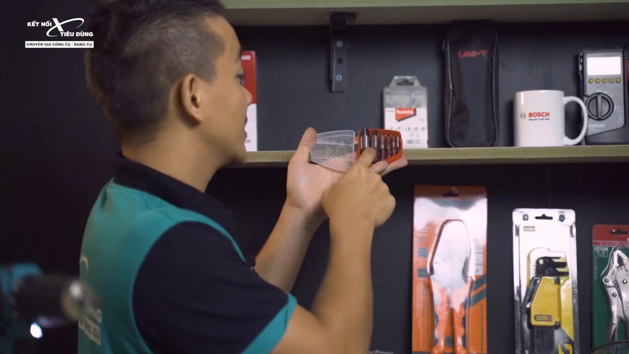 [Góc DIY] Tháo Vít Bị Tòe Đầu? Mẹo Hay Ai Cũng Nên Biết - bộ dụng cụ tháo vít chuyên dụng