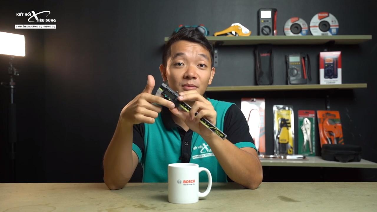 [Review] Thước Cặp Điện Tử Mitutoyo 500-196-30: Chính Xác Đến 0.01mm - lưu ý sử dụng