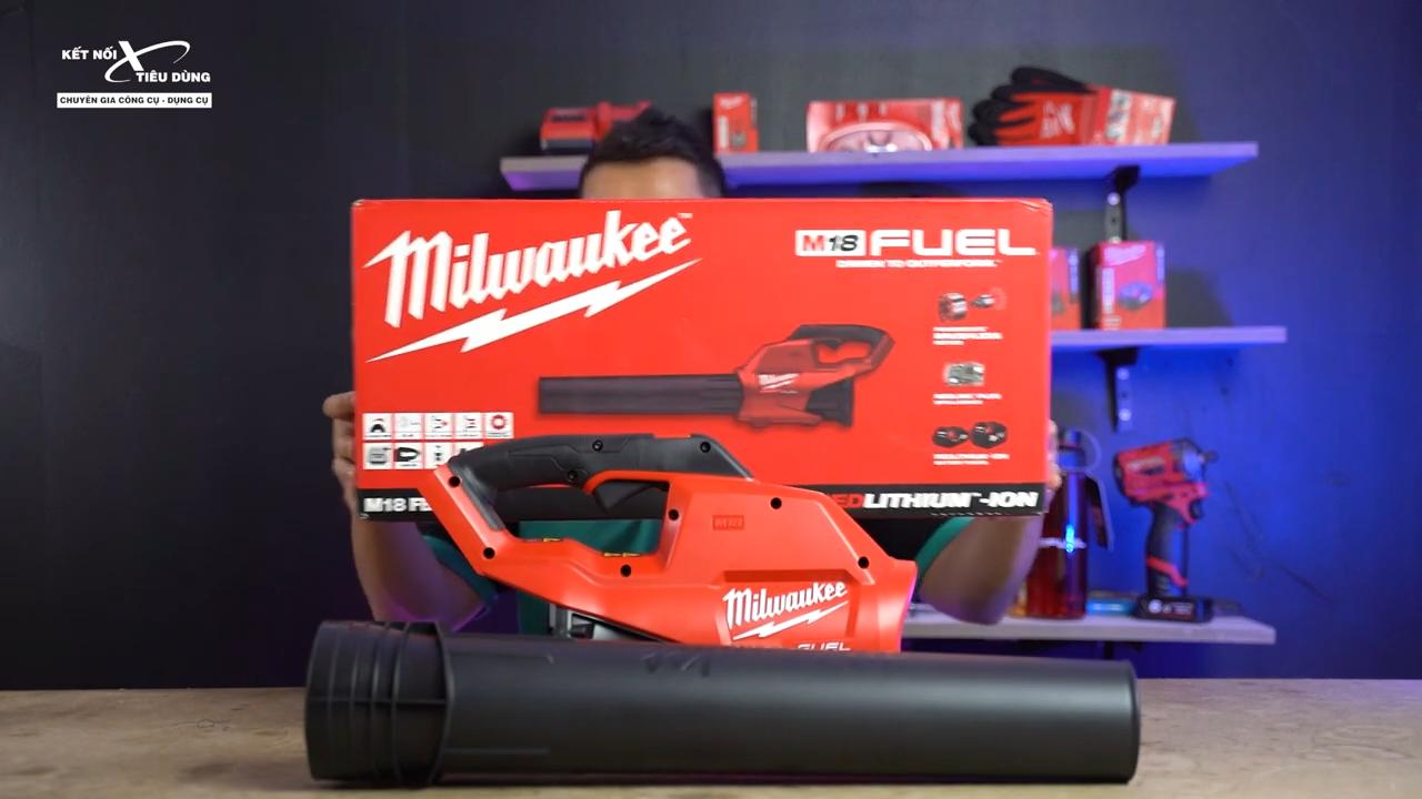 Địa chỉ mua máy thổi bụi Milwaukee M18 FBL-0 chính hãng giá tốt