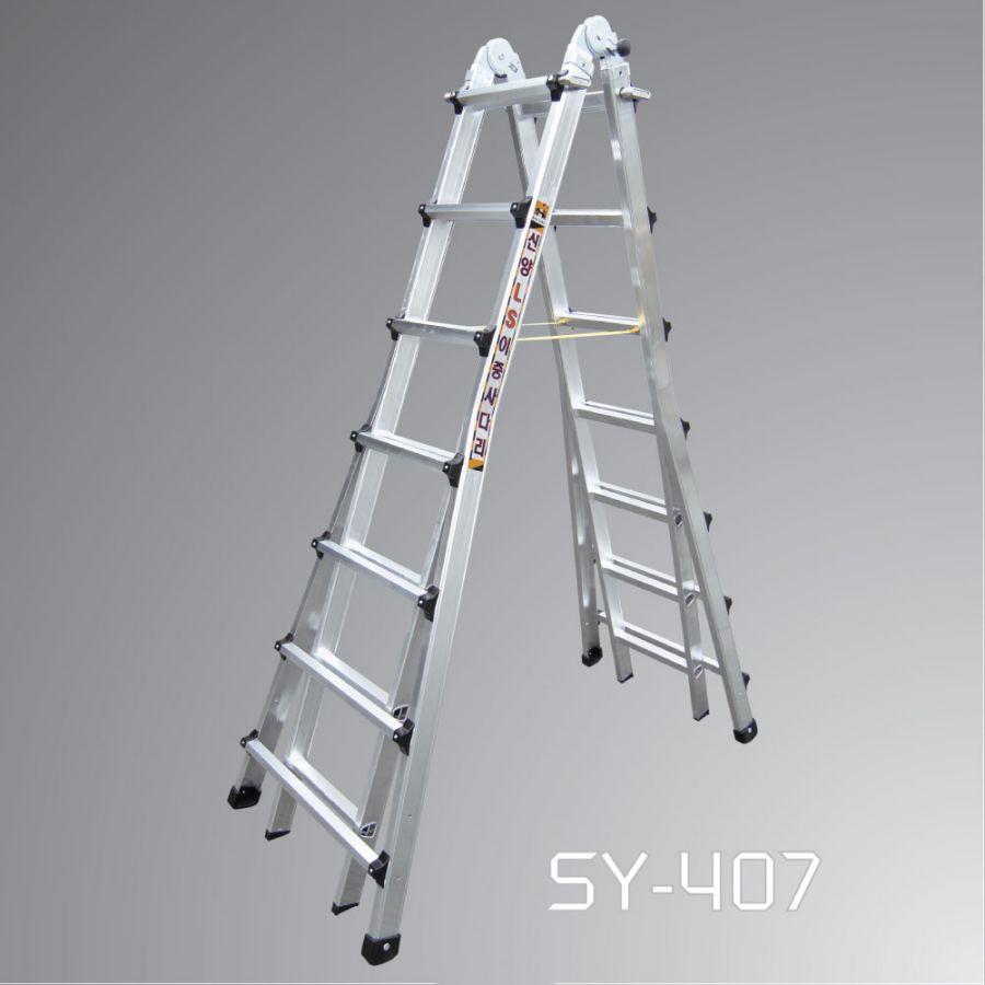 Thang nhôm rút Shin Yang SY 407