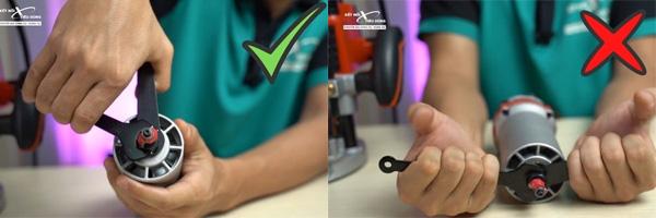 6 lưu ý an toàn khi sử dụng máy phay - cách siết ốc cho máy phay cực hiệu quả và nhanh chóng