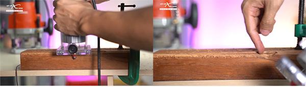 6 lưu ý an toàn khi sử dụng máy phay - tình trạng thường gặp khi sử dụng máy phay gỗ