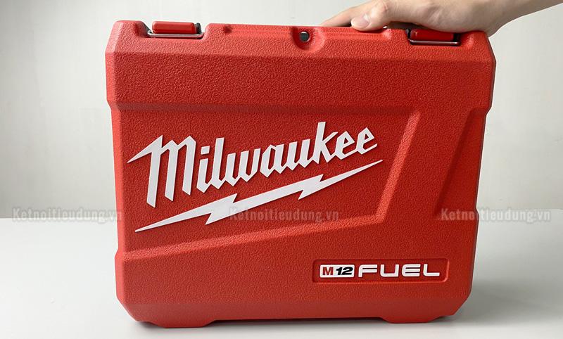 Trọn bộ thân máy bắn vít dùng pin Milwaukee M12 FID