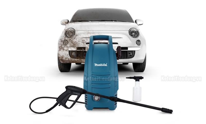 Bộ sưu tập top 5 máy rửa xe Makita hot nhất 2021