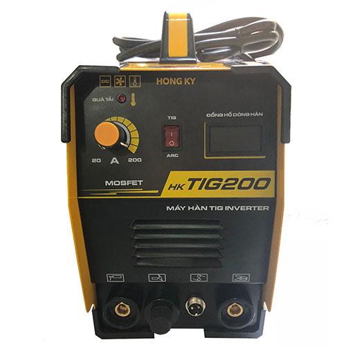 Hàn Tig là gì? Sử dụng máy hàn Tig trong trường hợp nào? - máy hàn Tig Inverter Hồng Ký HK TIG 200A