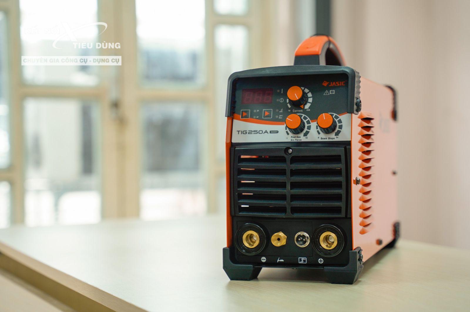 Hàn Tig là gì? Sử dụng máy hàn Tig trong trường hợp nào? - máy hàn Tig Jasic TiG 250A W227 chính hãng