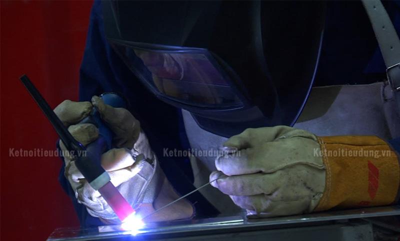 Hàn Tig là gì? Sử dụng máy hàn Tig trong trường hợp nào? - sử dụng hàn Tig linh hoạt với hầu hết kim loại