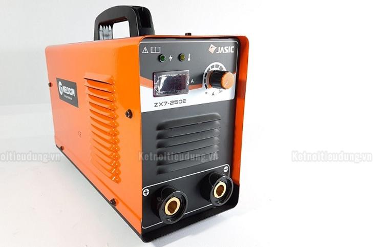 Hướng dẫn cách sử dụng máy hàn que điện tử - máy hàn que điện tử Jasic ZX7-250E chính hãng
