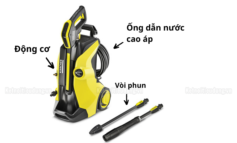 Hướng dẫn sử dụng và bảo quản thiết bị rửa xe hiệu quả nhất cho gia đình