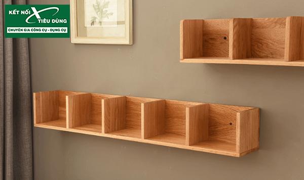 5 Món đồ nội thất bằng gỗ bạn có thể tự chế tại nhà