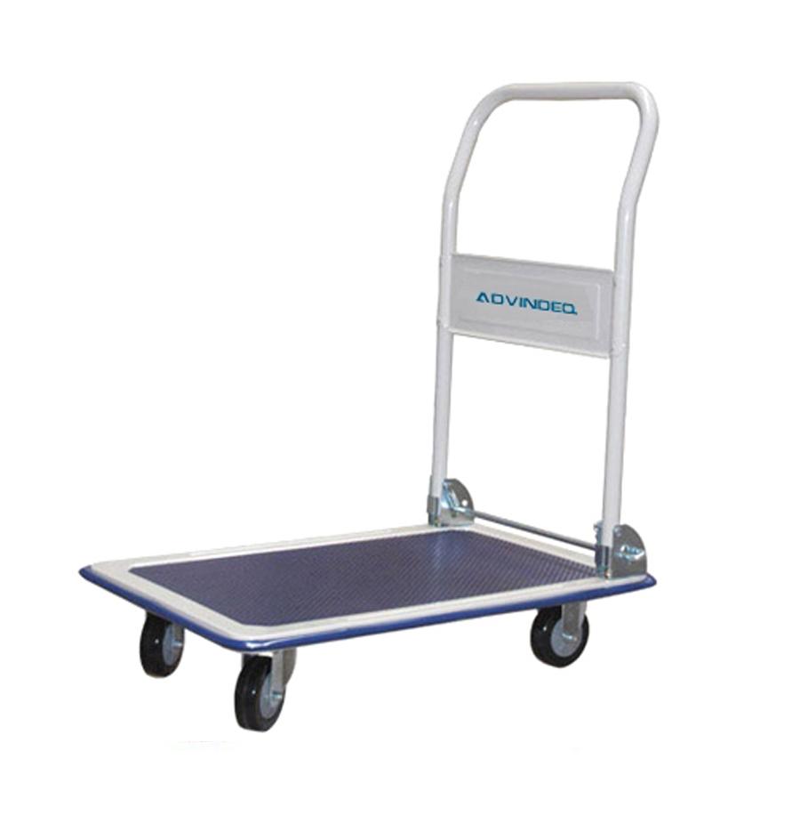 Xe đẩy giúp vận chuyển hàng hóa dễ dàng hơn