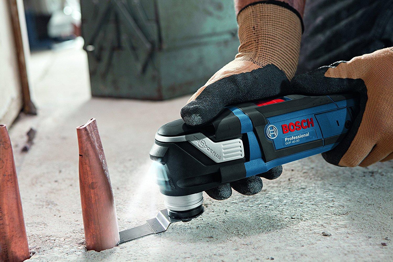 Máy cắt Bosch cắt được nhiều vật liệu khác nhau