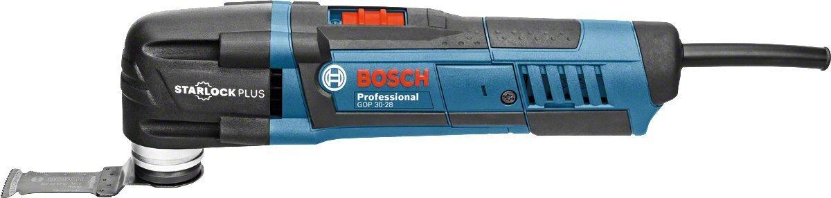 Khi sử dụng máy cắt tay Bosch, cần chú ý lưỡi khoan có nguyên vẹn hay không