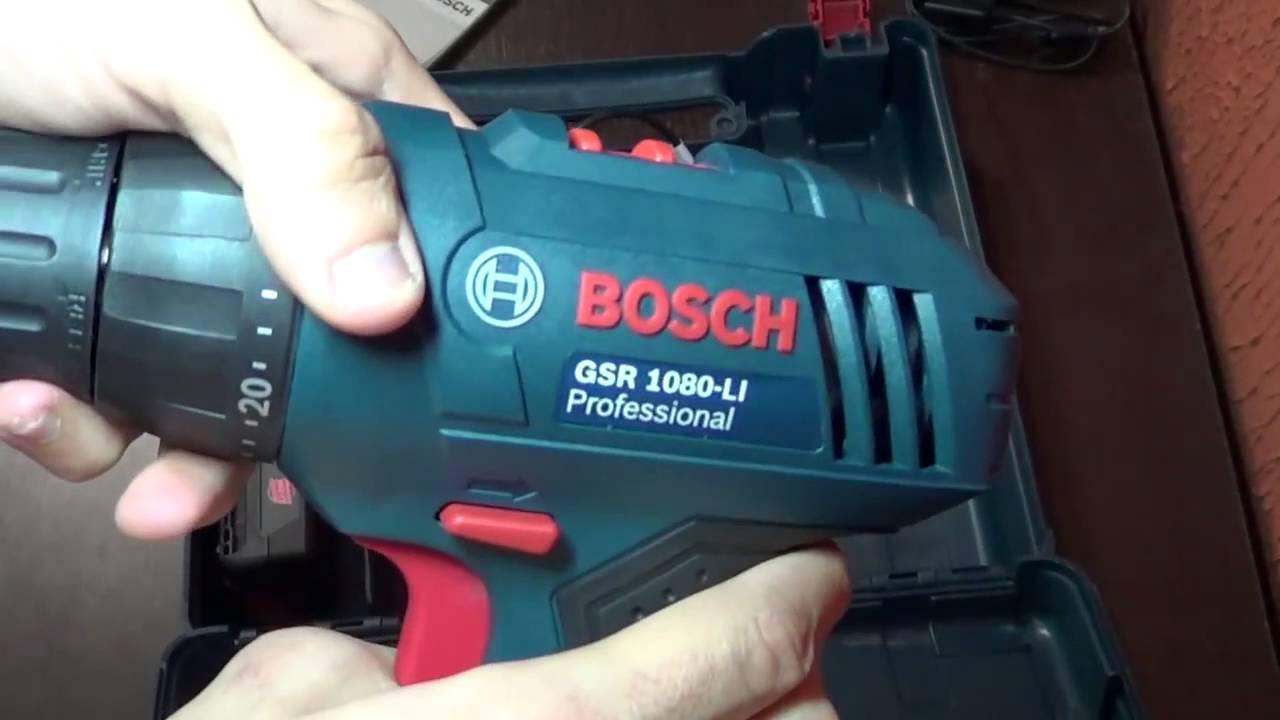 Sử dụng máy khoan vặn vít dùng pin Bosch đúng cách để đảm bảo an toàn