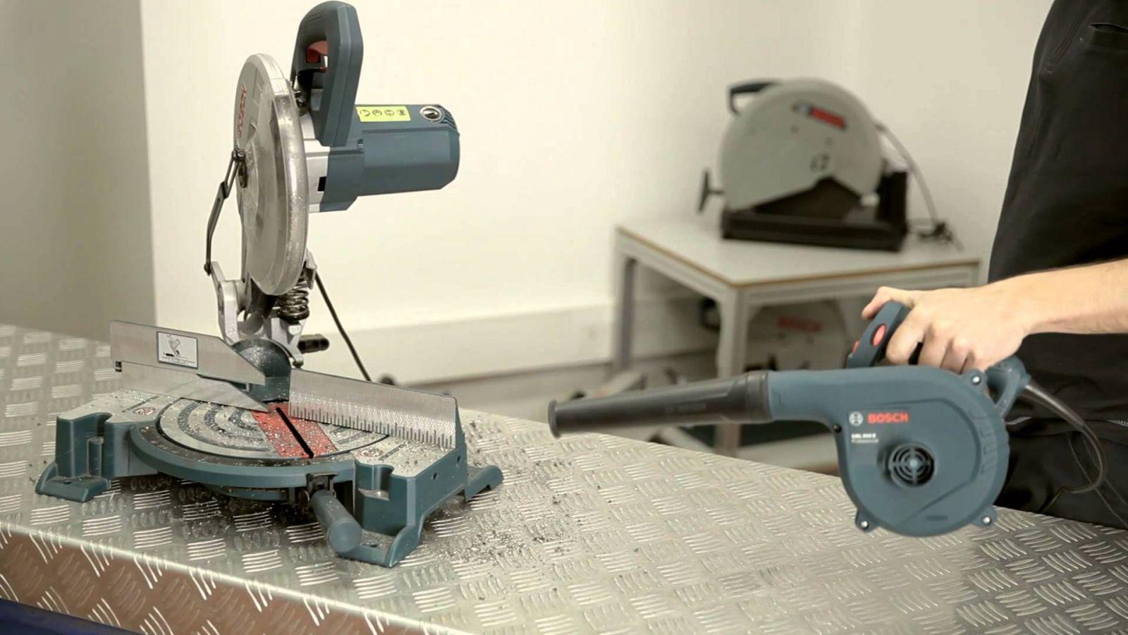 Ưu điểm nổi bật của máy thổi bụi Bosch GBL 800E 800W
