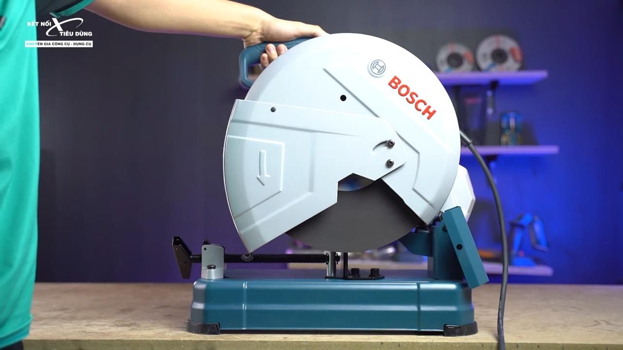 Máy cắt sắt Bosch GCO 14-24 liệu có ngon trong tầm giá - một số cách sử dụng máy cắt sắt Bosch an toàn và hiệu quả nhất