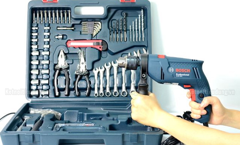 Máy khoan DIY - Dụng cụ không thể thiếu cho dân đam mê sáng tạo