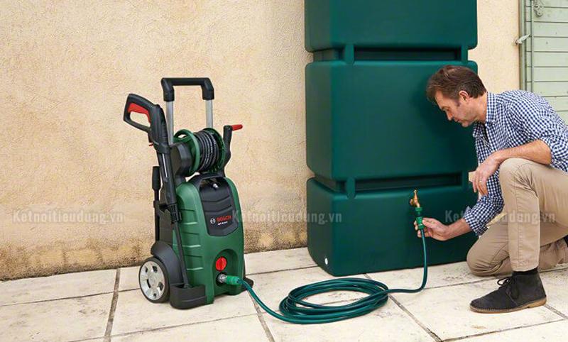 Máy phun rửa áp lực là gì?