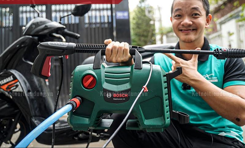Nên mua máy rửa xe gia đình loại nào tốt? Tư vấn chọn mua máy rửa xe 2021 - địa chỉ bán máy rửa xe