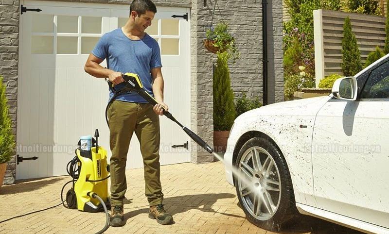 Nên mua máy rửa xe gia đình loại nào tốt? Tư vấn chọn mua máy rửa xe 2021 - máy rửa xe Đức