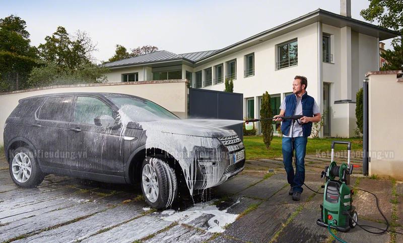 Nên mua máy rửa xe gia đình loại nào tốt? Tư vấn chọn mua máy rửa xe 2021 - nên mua máy rửa xe gia đình loại nào tốt