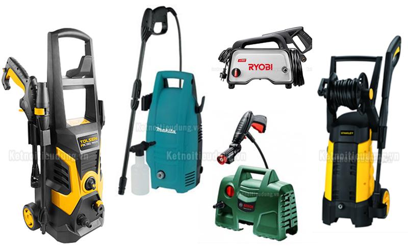 Những dụng cụ cần có trong bộ rửa xe máy chuyên nghiệp