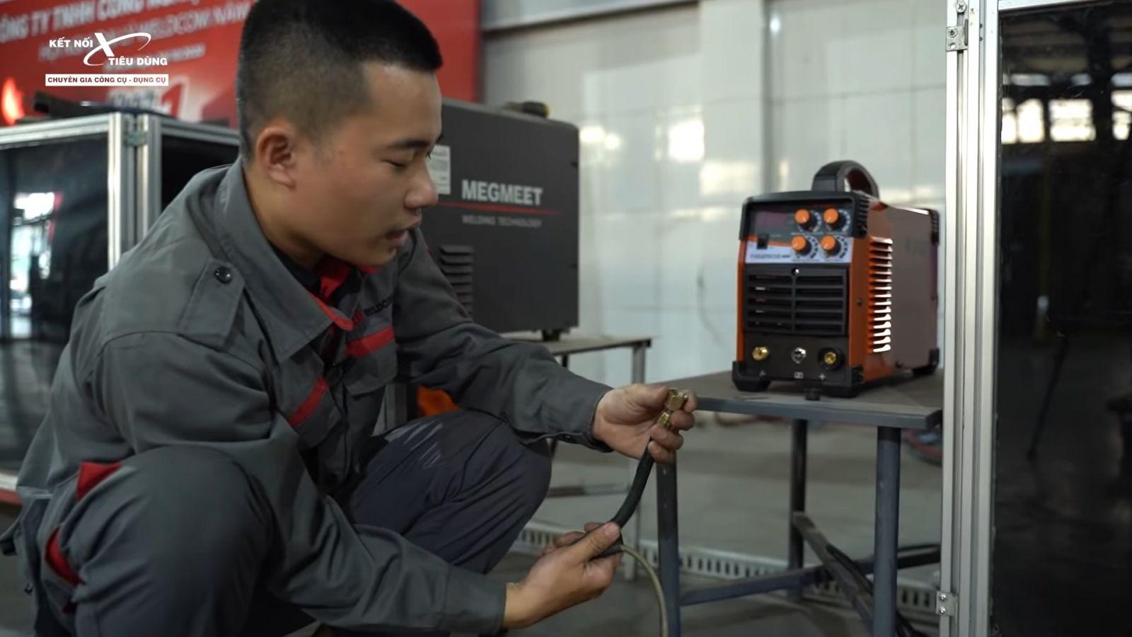 Review máy hàn Jasic TIG250S W228: nhỏ gọn, cao cấp, hàn Tig lạnh còn đẹp hơn hàn Tig thường - cách lắp đặt và sử dụng máy hàn