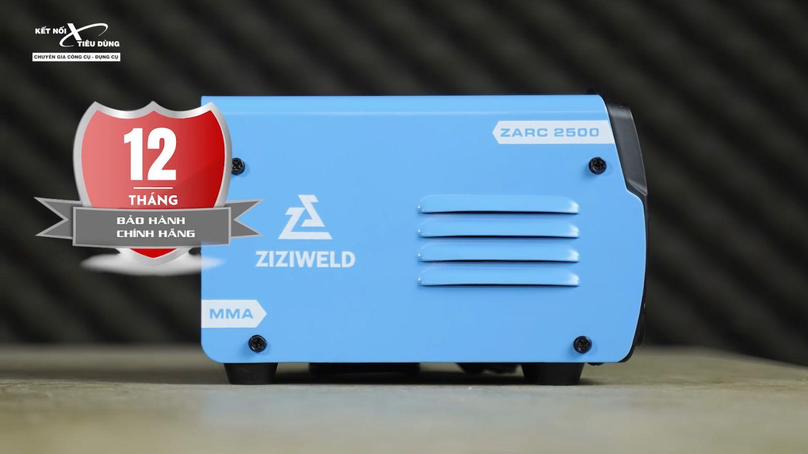 Review máy hàn que mini Ziziwweld ZARC 2500: siêu nhỏ, kéo que 2.5mm ngon lành, giá chỉ 1tr2, Weldcom phân phối - thông tin chi tiết máy hàn