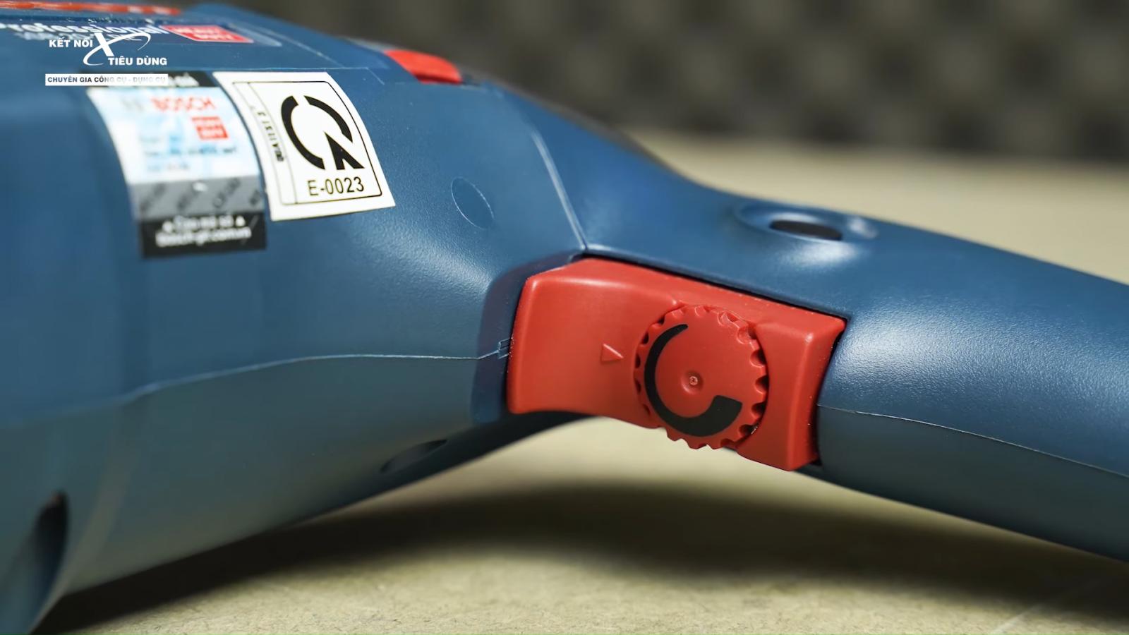 Review máy khoan động lực Bosch GSB 20-2RE: 800W, có búa, hộp số 2 cấp, đi công trinh ngon - đặc điểm nổi bật của máy khoan