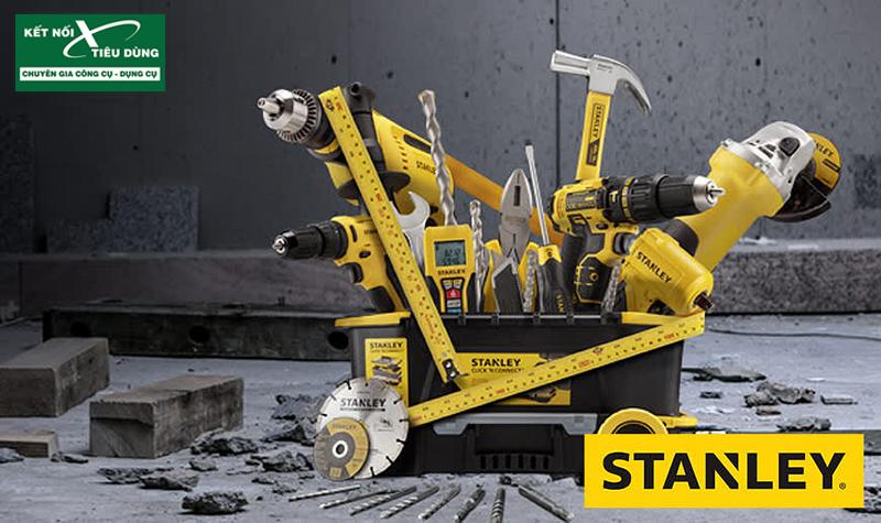[Review] Máy Khoan Pin Stanley SBH201D2K & SBD201D2K - Hàng MỸ Có Khác - thương hiệu Stanley