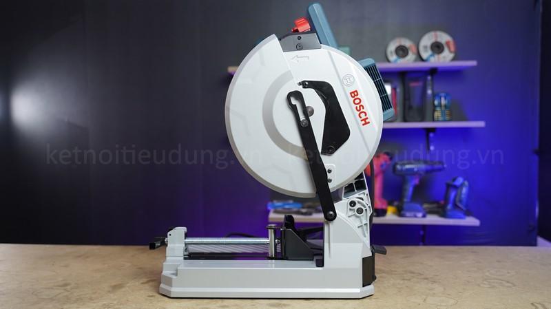 Review siêu phẩm máy cắt sắt tua chậm lưỡi hợp kim Bosch GCD 12JL - ngon hơn cả Makita LC1230?