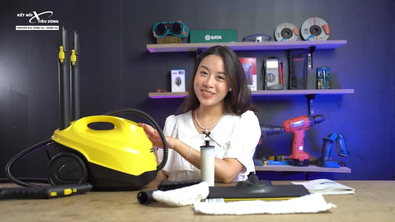 Tìm Hiểu Karcher Việt Nam - Thương Hiệu Hàng Đầu Trong Lĩnh Vực Thiết Bị Làm Sạch - địa chỉ mua hàng